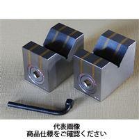 菱小(Hishiko) マグネットホルダ マグネットVブロック KVB-0 1台(直送品)