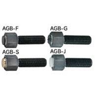 ナベヤ(NABEYA) ロックねじ アライニンググリップボルト AGB06012F 1本(直送品)