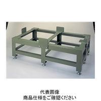 ナベヤ(NABEYA) 重量作業台 JIS定盤用アングル台 JP04063-SA 1台(直送品)