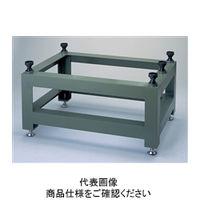 ナベヤ(NABEYA) 重量作業台 石定盤用アングル台 GP04560-SA 1台(直送品)