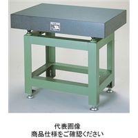 ナベヤ(NABEYA) 位置決め治具 石定盤 台付 GPSA04560-1 1台(直送品)