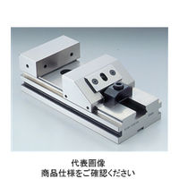 ナベヤ(NABEYA) マシンバイス クサビロックツールメーカーバイス ETO80GTH 1台(直送品)