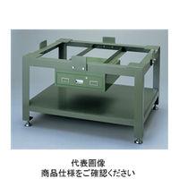 ナベヤ(NABEYA) 重量作業台 箱型定盤用アングル台 CP09090-SAC 1台(直送品)