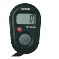 ライン精機 カウンタ・数取器 電子数取器(手持ち) DK-100H 1個 (直送品)
