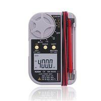 カイセ デジタルマルチメーター カードテスタ SK-6555 1個 (直送品)
