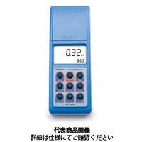 ハンナ インスツルメンツ・ジャパン(HANNA instruments) ポータブル濁度/残留塩素計 キットタイプ HI 93414 1セット(直送品)