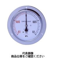 第一計器製作所 普通型圧力計 IPT一般圧力計SUS製 DU G3/875×10MPa IPT-336D-010 1台 (直送品)