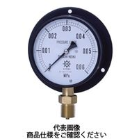 第一計器製作所 IPT一般圧力計 BU G1/2 150×250MPa IPT-461B-250MPA 1台 (直送品)