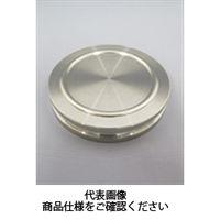 村上衡器製作所 円盤型分銅 ステンレス鋼製 F1級 100G 1台(直送品)