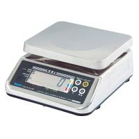 防水型デジタル上皿はかり UDS-5V-WP 6kg 検定品 UDS-5V-WP-6-6 大和製衡 (直送品)
