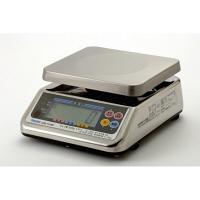 防水型デジタル上皿はかり UDS-1VII-WP 15kg 検定品 UDS-1V2-WP-15-1 大和製衡 (直送品)