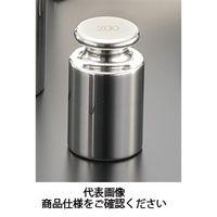 村上衡器製作所 OIML型標準分銅 円筒型 M2級 500G 1台(直送品)