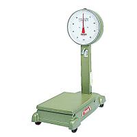 小型自動台はかり 50kg 検定品 車輪付 D-50SZ 大和製衡 (直送品)