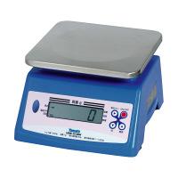 防水型デジタル上皿はかり UDS-210W 2400g 検定品 UDS-210W-2400G-1 大和製衡 (直送品)