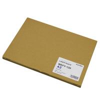 日清紡ペーパープロダクツ レーザーピーチ WEFY-120 白PETフィルム(120μm) A3 LPWF120A3 1冊(100枚入) (直送品)