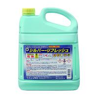 ニイタカ 銀食器洗浄剤 シルバーリフレッシュ 4kg 1箱(4本入) (直送品)
