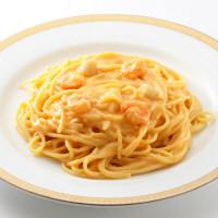 【レストラン業務用】本格生パスタ 海老クリーム フィットチーネ 5食セット (直送品)