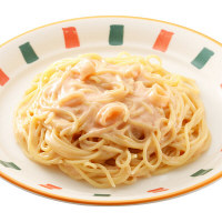 【レストラン業務用】本格生パスタ イカと明太子のクリームソース 計5食セット (直送品)
