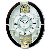 SEIKO(セイコークロック) 電波からくり時計 [電波 掛け時計] RE575B 1個 (直送品)