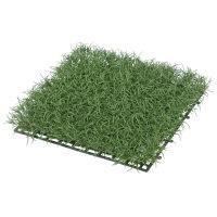 タカショー 人工観葉植物 芝マット 26×26cm 1セット(6枚入)