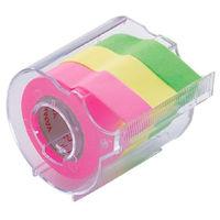 ヤマト 紙テープ メモックロールテープ 15mm幅 RK-15CH-B 1個