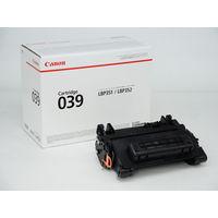 キヤノン レーザートナーカートリッジ トナーカートリッジ039 輸入品 (直送品)