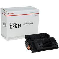 キヤノン レーザートナーカートリッジ トナーカートリッジ039H 輸入品 (直送品)
