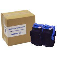 キヤノン レーザートナーカートリッジ トナーカートリッジ502CYN2P シアン 1パック(2個入) CRG-502CYN2P タイプ輸入品 (直送品)