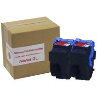キヤノン レーザートナーカートリッジ トナーカートリッジ502MAG2P マゼンタ 1パック(2個入) CRG-502MAG2P タイプ輸入品 (直送品)