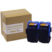 キヤノン レーザートナーカートリッジ トナーカートリッジ502YAL2P イエロー 1パック(2個入) CRG-502YEL2P タイプ輸入品 (直送品)
