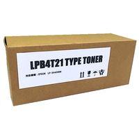 レーザートナーカートリッジ LPB4T21 タイプ汎用品 (直送品)
