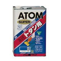 アトムサポート(アトムハウスペイント) 油性スーパートタン用 14L スカイブルー 4971544055152 1缶(14000mL)(直送品)
