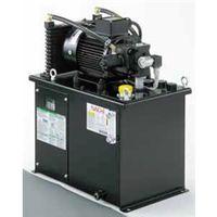 不二越(NACHI) 油圧ポンプ NSPコンパクト形可変ポンプユニットインバーター駆動 NSP-20E-15V1A3-21 1台 (直送品)