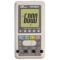 FUSO デジタルマルチメーター スマートマルチテスタ DM-9983G 1個(直送品)