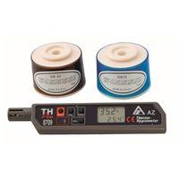 ペン型デジタル温湿度計(校正器付) FUSO-8709 1個(直送品)