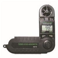風速計 風速温湿度計 FUSO-8918 1個 (直送品)