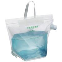 総合サービス 東京都葛飾福祉工場 食品衛生法適合 非常用給水袋 4L 171529 1セット(12枚:1枚×12個)(直送品)