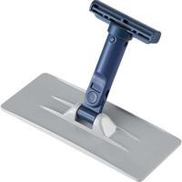 山崎産業(YAMAZAKI) 掃除用品 清掃用品 プロテック ワンタッチパッドホルダー 300983 1セット(4個入) (直送品)