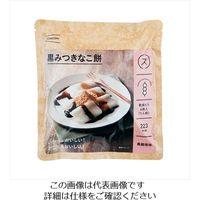 杉田エース イザメシ 黒みつきなこ餅 (長期保存デザート) 1食 635244 1セット(18食:1食×18個)(直送品)