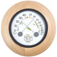 温湿度計 TM 快適表示付 TH/HY-TM23-A 1個 ササキ工芸 (直送品)