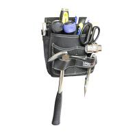 三共コーポレーション DBLTACT 腰袋 DT-30-BK (直送品)