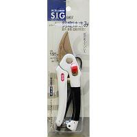 三共コーポレーション SIG 高炭素ステン剪定鋏 G027 (直送品)