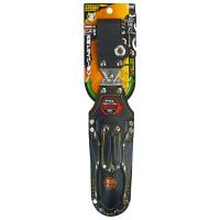 三共コーポレーション Wスイング黒革 ペン型充電DVケース KSWK-1 (直送品)
