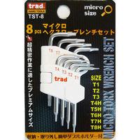 三共コーポレーション TRAD 精密トルクスレンチセット TST-8 (直送品)