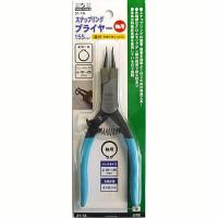 三共コーポレーション H&H スナップリングプライヤー 51-1A 軸用・直 (直送品)
