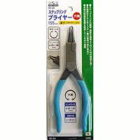 三共コーポレーション H&H スナップリングプライヤー 50-2A 穴用・直 (直送品)