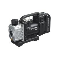 パナソニック Panasonic 【DUAL】 充電真空ポンプ 14.4V5.0Ah ブラック EZ46A3LJ1F-B (直送品)