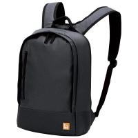 エレコム バックパック コンパクトタイプ ブラック ビジネスバッグ BM-BP01BK (直送品)