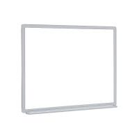 岡村製作所 壁面ホワイトボード 幅1800×奥行112×高さ953mm (直送品)
