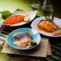 氷温熟成 煮魚焼魚詰合せ3種10個
